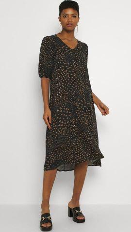 BYFIONE ASHAPE DRESS