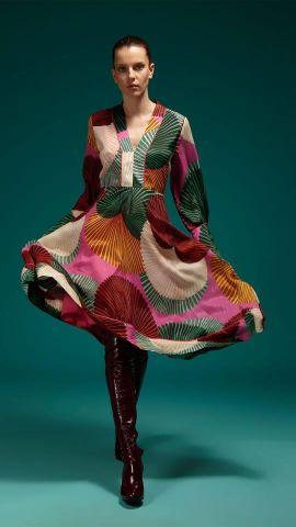 KIARA CRIST DRESS